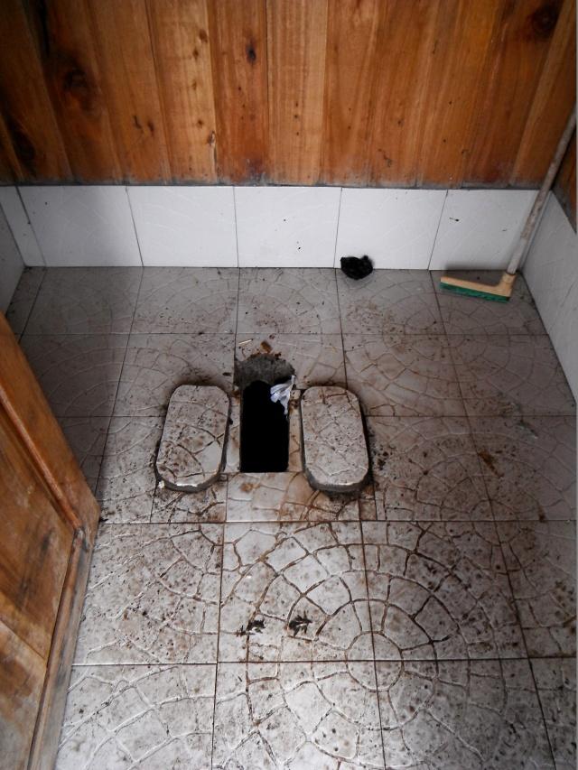 Banheiro do terror (e esse nem era o pior!)