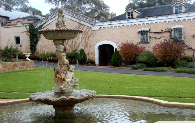 Casa produtora de vinho em Adelaide