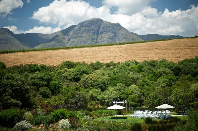 Opção Casamento Jardim - Cidade do Cabo