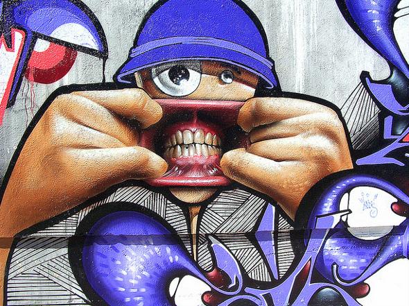 Grafite psicodélico