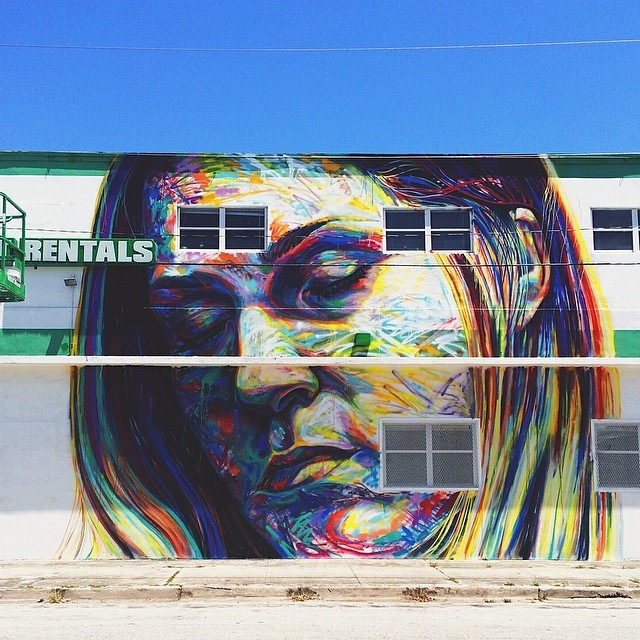 Wynwood David Walker