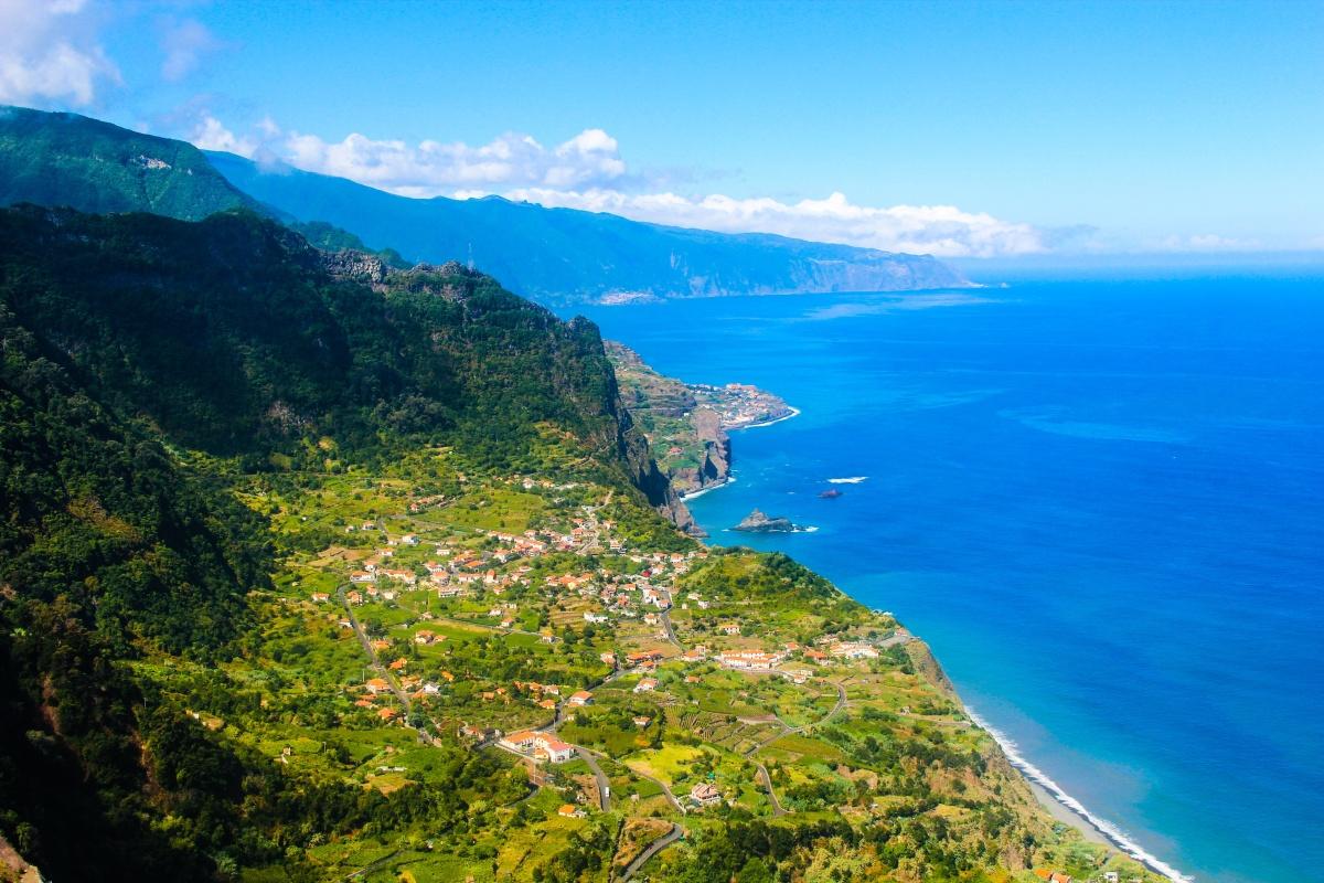 4 dias no festival de vinho da Ilha da Madeira, o jardim à beira mar de Portugal