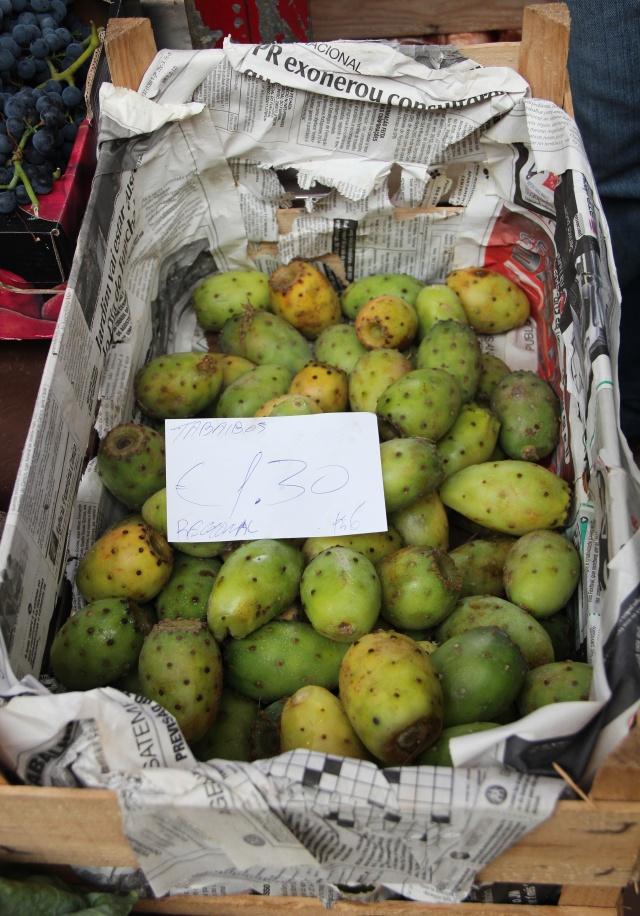 Fruta Tabaibo