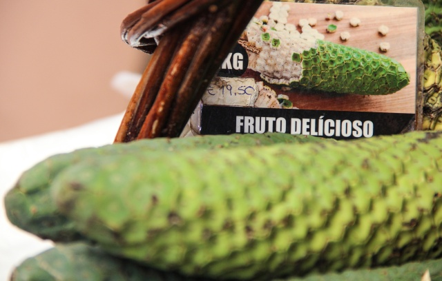 O chamado Fruto Delicioso