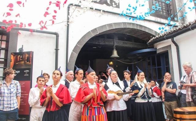 Música folclórica da Ilha da Madeira
