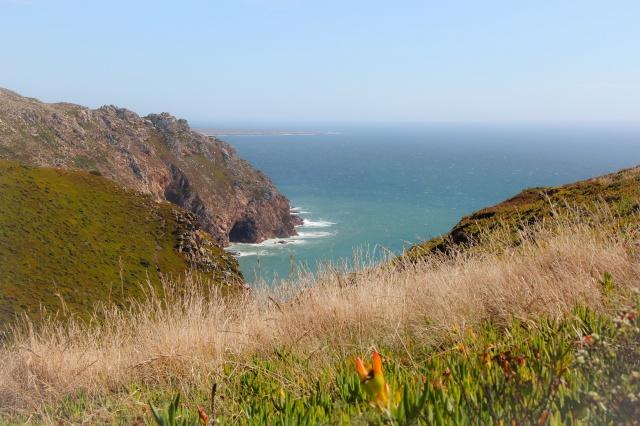 Vista Cabo da Roca