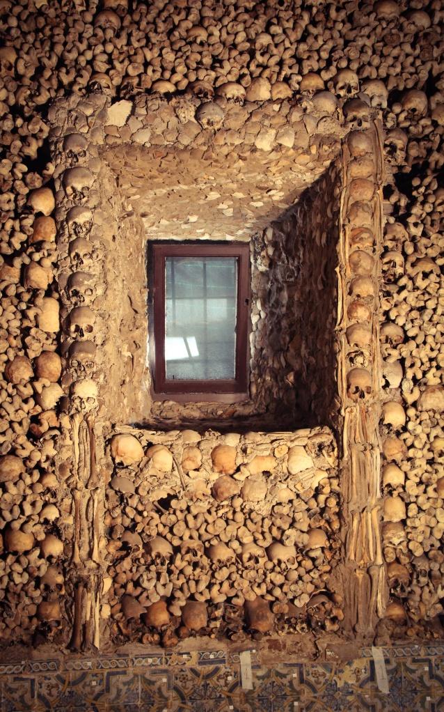 Janela capela dos ossos