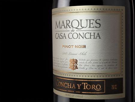 Marques de Casa Concha. Foto: Concha Y Toro
