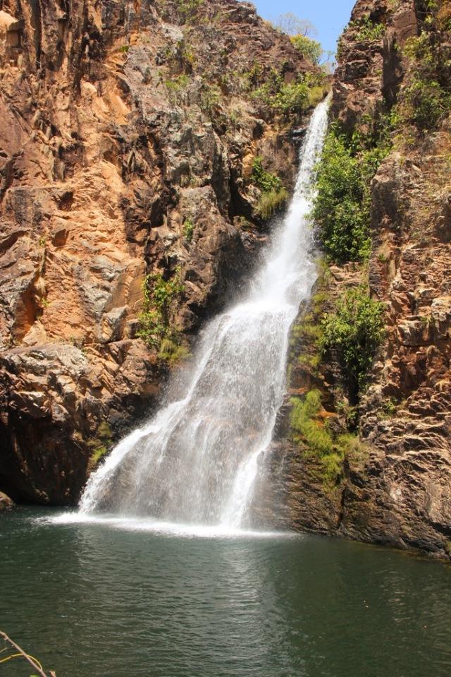 Cachoeira Caverna nos Macaquinhos
