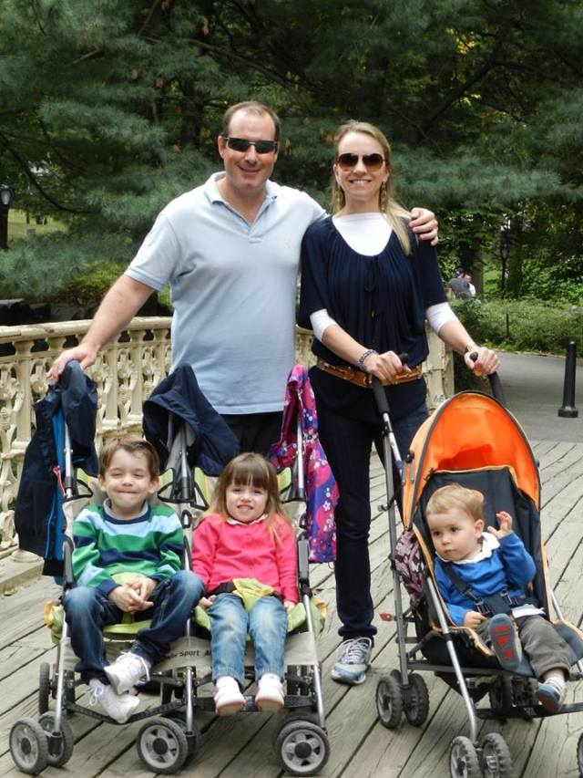 Os carrinhos para as crianças que facilitaram a viagem