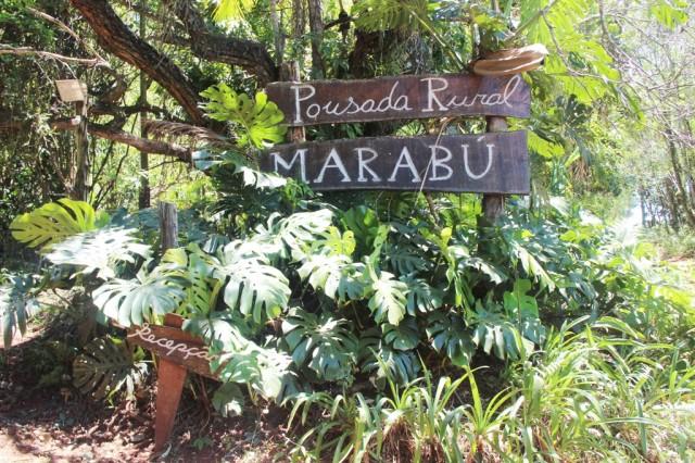 Chacará Marabu: lugar lindo!