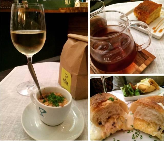 O que comemos no Rause Café