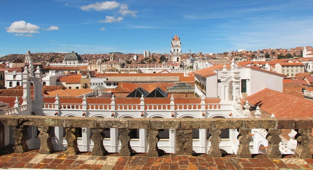 2 dias em sucre uma bela cidade colonial boliviana
