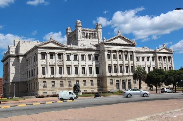 A imponente Assembleia Legislativa