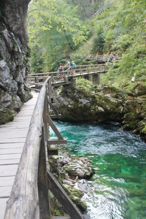 Trilha linda que termina em uma cachoeira