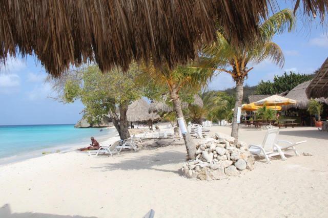 Cas Abao, uma praia privada mais tranquila