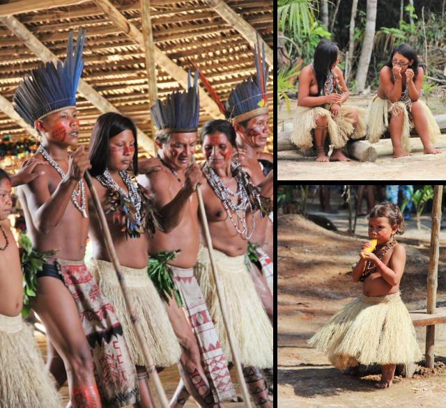 dança-indigena-passeio-manaus