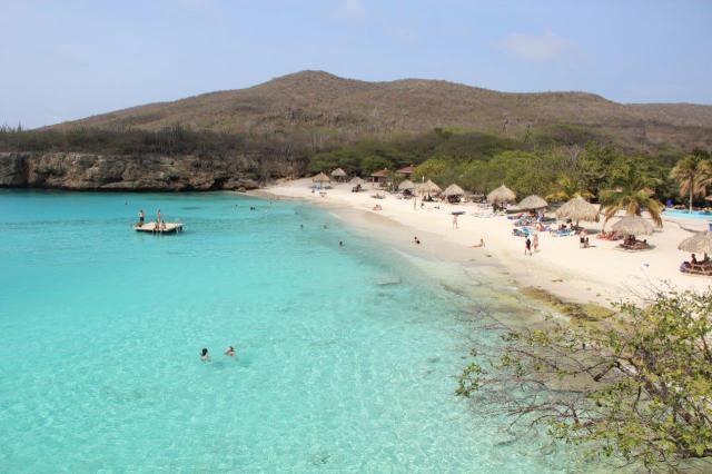 Kenepa Grandi, a melhor praia pública de Curaçau!
