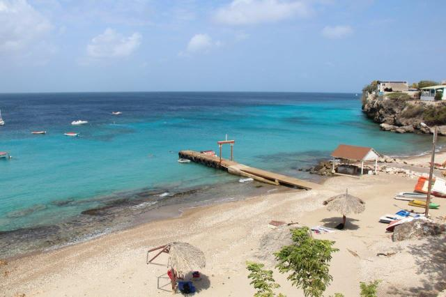 Playa Grandi ou Piskado, cheia de tartarugas!
